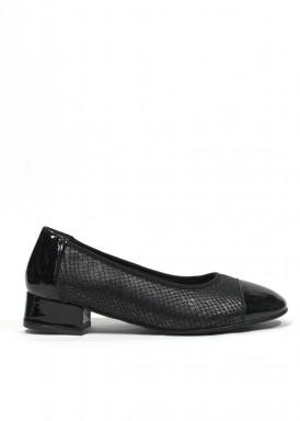 Zapato salón especial pies delicados. Tacón 2,5 cm. ROLDÁN